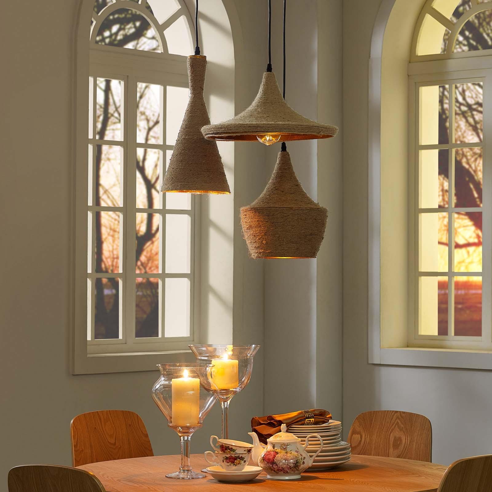 Morph 3 Pendant Light Ceiling Fixture
