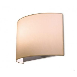 Corridor Wall Sconce with Half Shade for Hotel