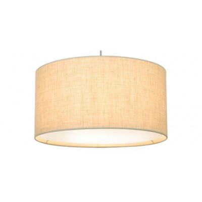 Drum Shade Pendant Light for Hotel Dining Room