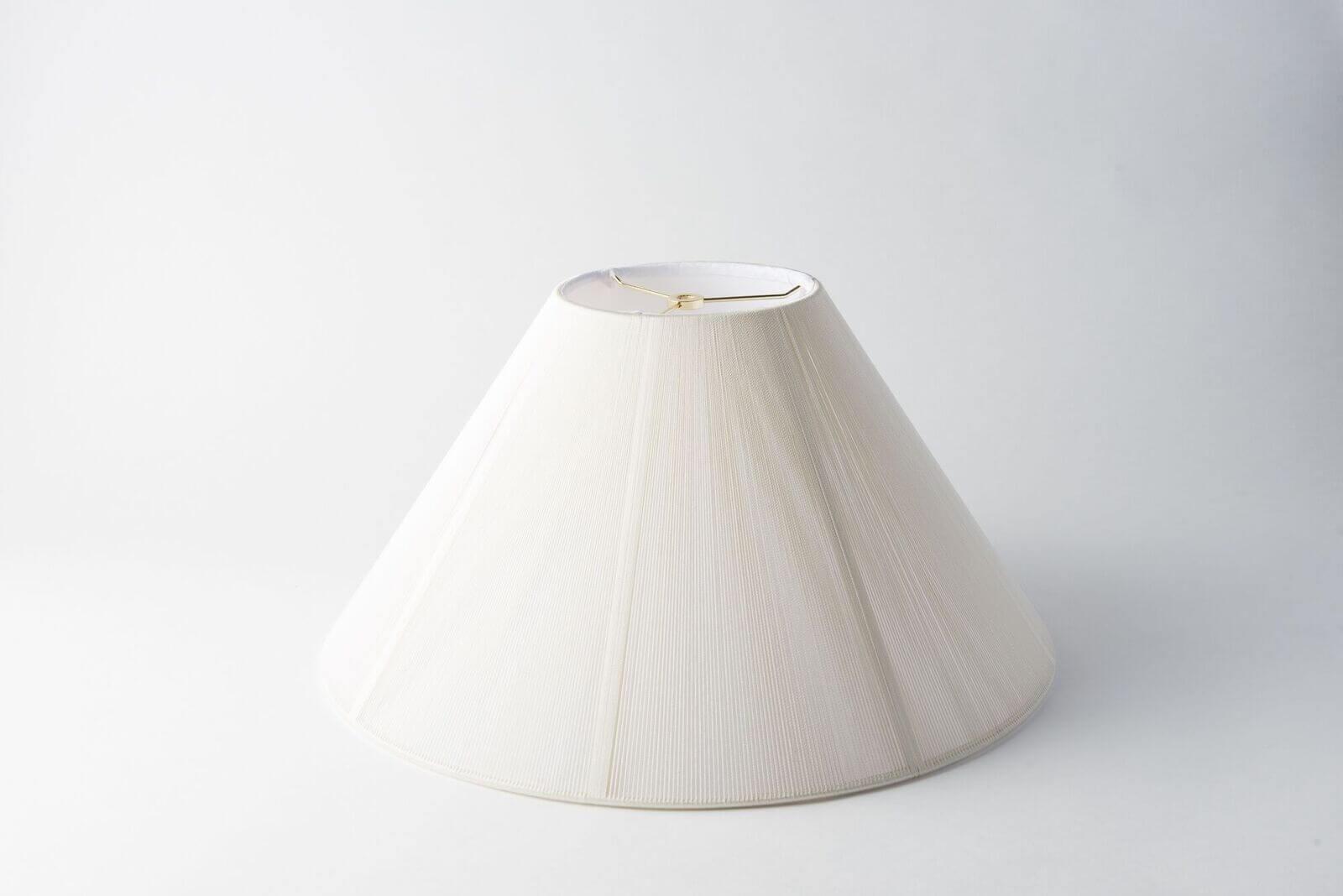 Coolie Silk String White