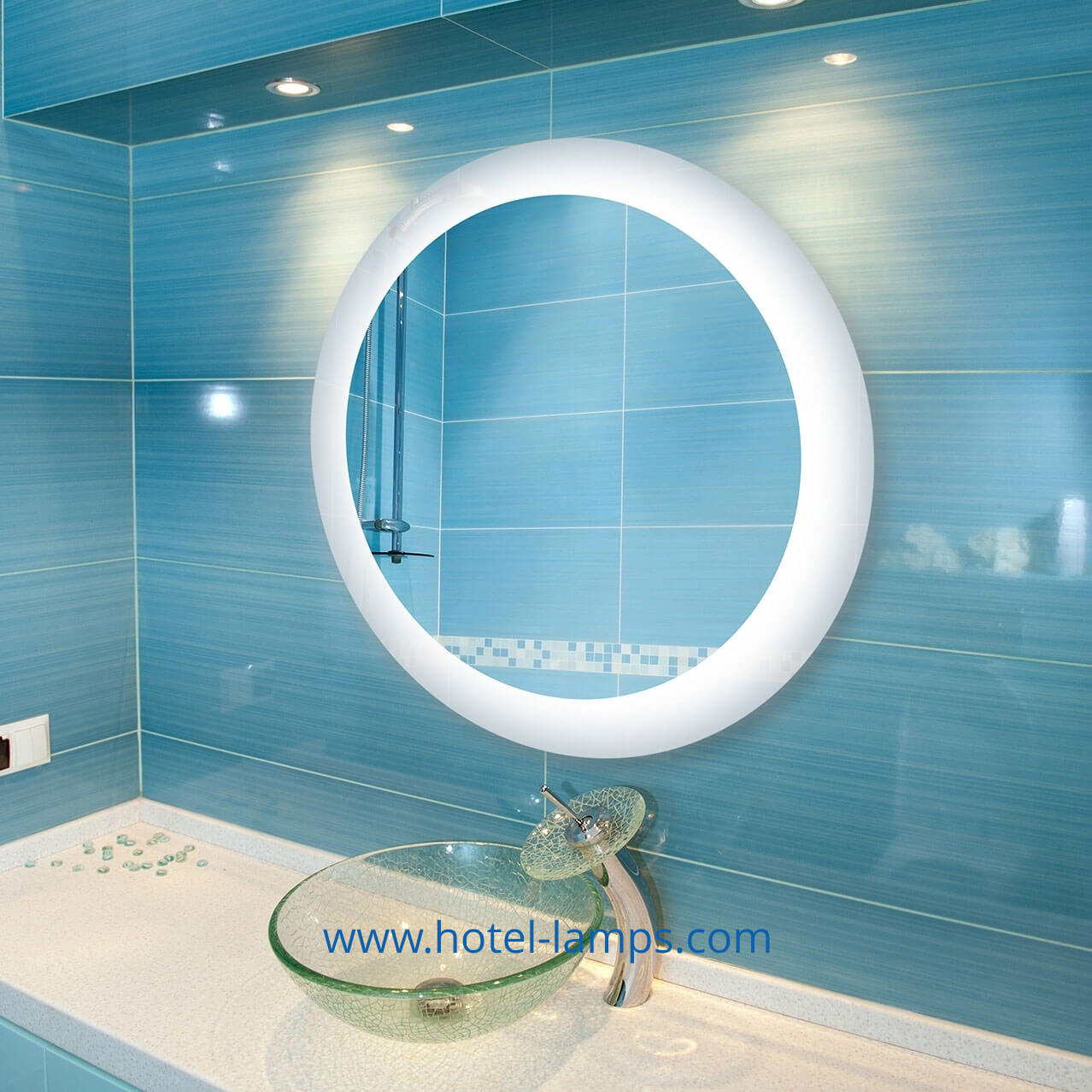 LED Mirror - Round