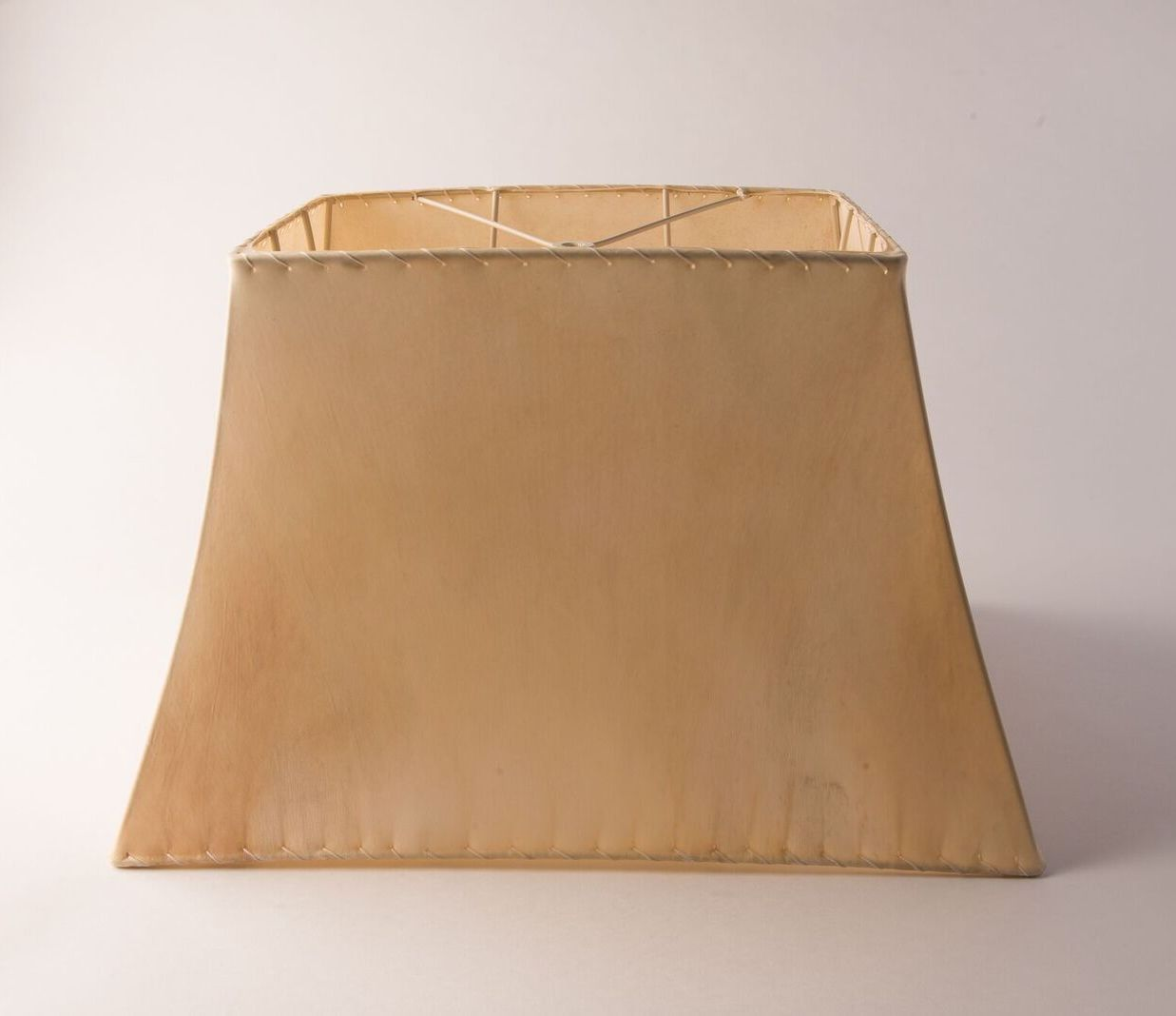 Rectangle Tapered Natural Sheepskin