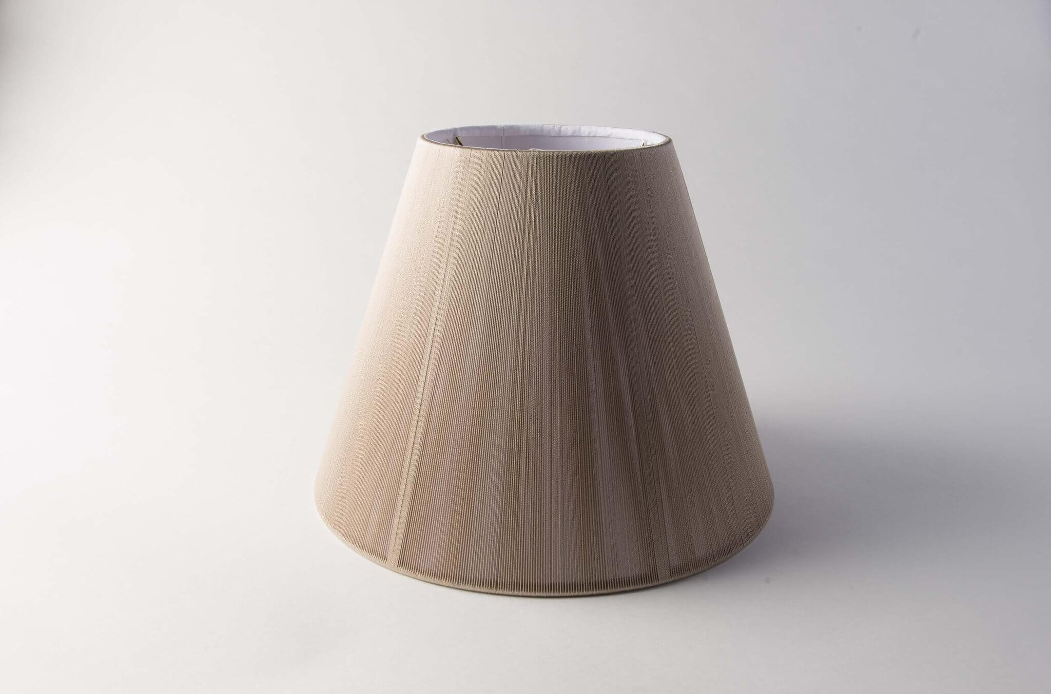 Empire Taupe Silk String