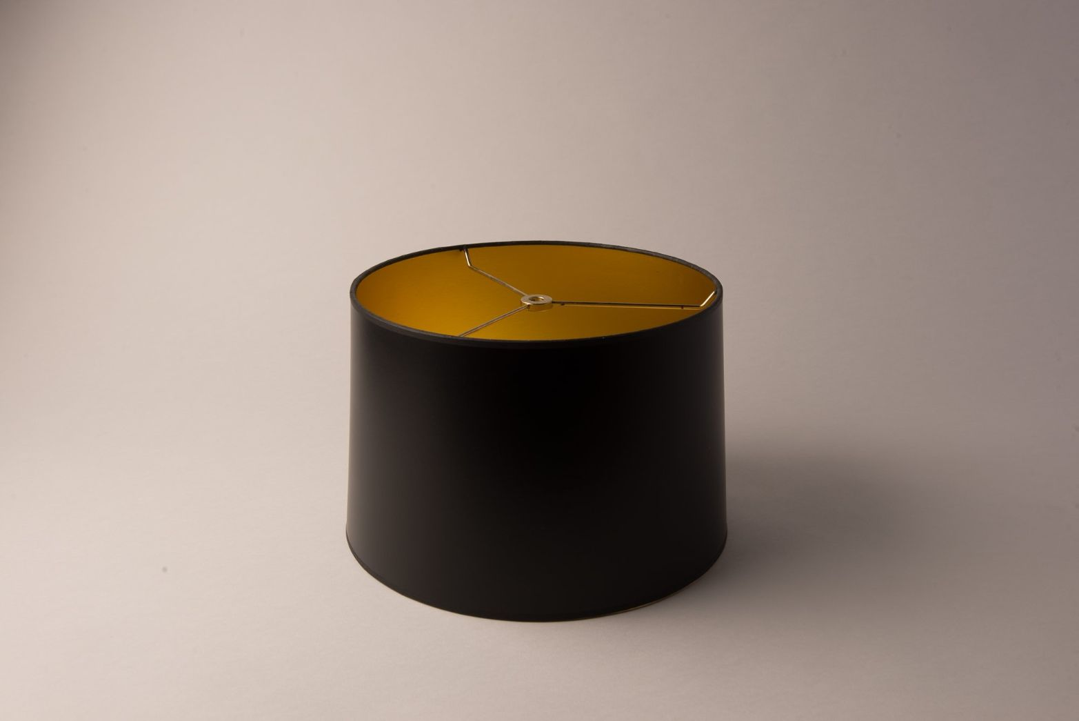 Opaque Paper/Gold Short Drum